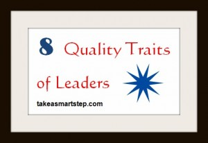 quality traits of great leaders