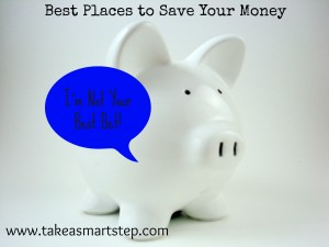 where to save your money