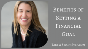 benefits of financial goals