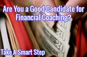 good canidate for financial coaching