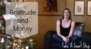 money and gratitude