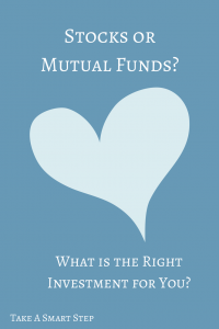 stocks or mutual funds