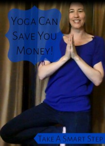 yoga can save you money